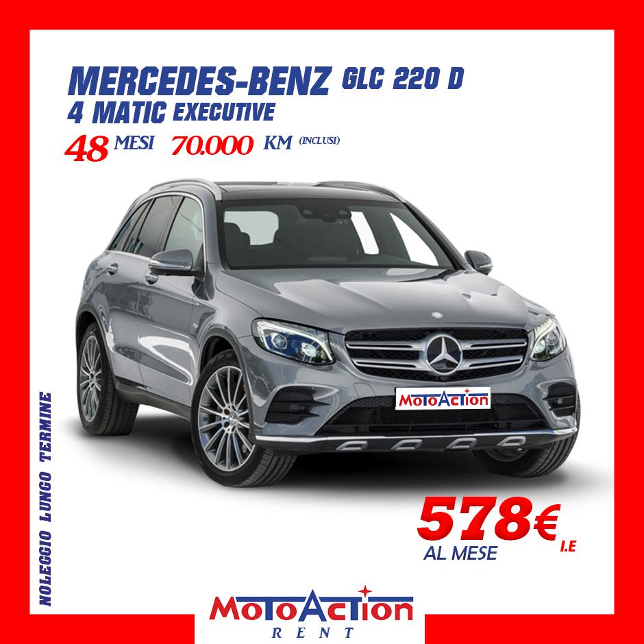 Mercedes-Benz GLE 350 D 4MATIC • Moto Action