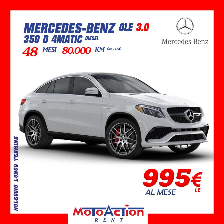 Mercedes benz gle 350 d 4matic moto action for Mercedes benz in vance al