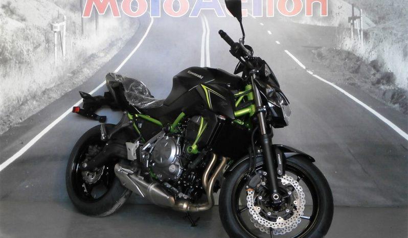 Kawasaki Z 650 – NUOVO-2018 completo