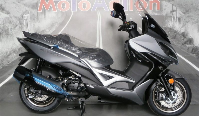 Kymco Xciting 400i – Nuovo 2018 completo