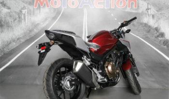 Honda CB 500 F – Nuovo 2018 completo
