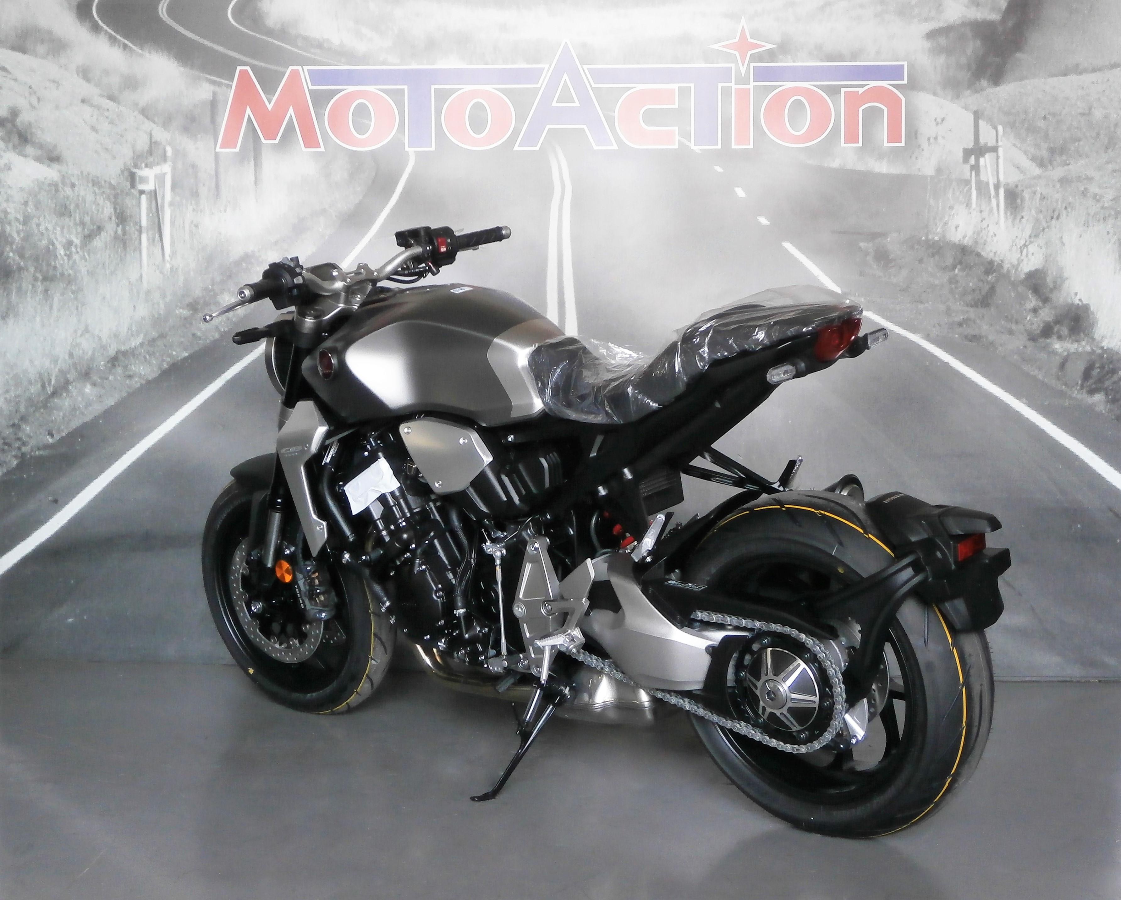 Honda Cb 1000 R Neo Sport Cafè 2018 Nuovo Moto Action