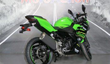 Kawasaki Ninja 400 KRT Edition – 2018-Nuovo completo