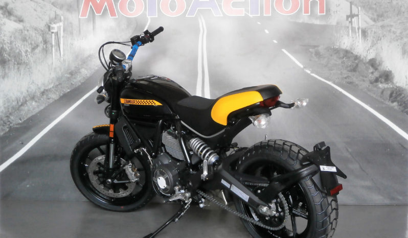 Ducati Scrambler 800 Full Throttle- 2018 -Nuovo completo