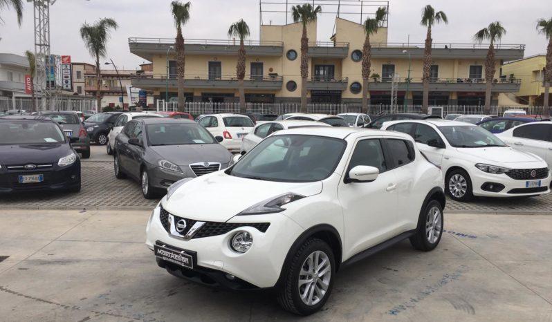 Nissan Juke 1.5 dCi #NUOVISSIMA completo