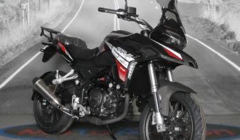 Benelli TRK 251 completo