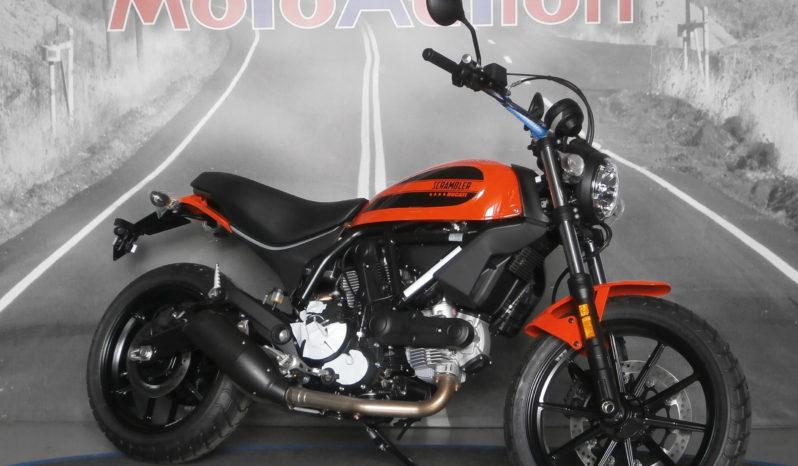 Ducati Scrambler Sixty2 completo