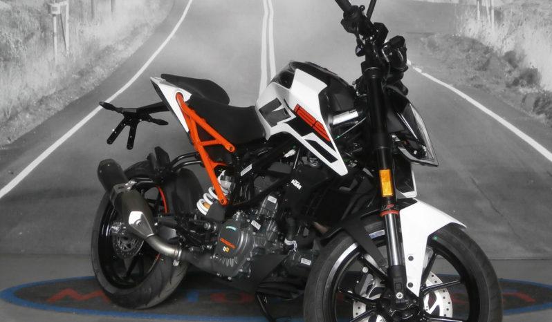 KTM DUKE 125 completo