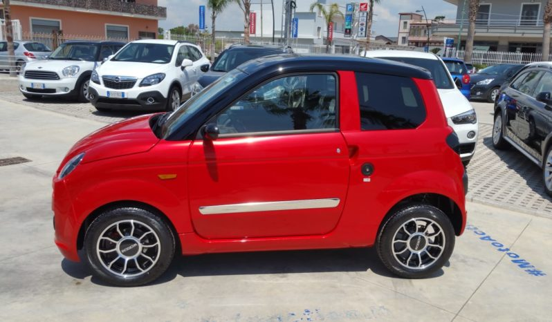 Microcar M.Go 4 Dynamic Plus Progression completo
