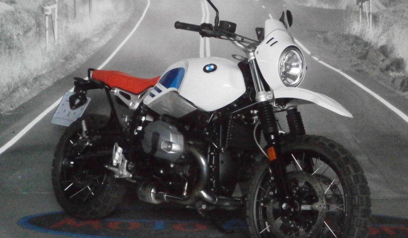 BMW R NINE T URBAN GS – 2018 completo