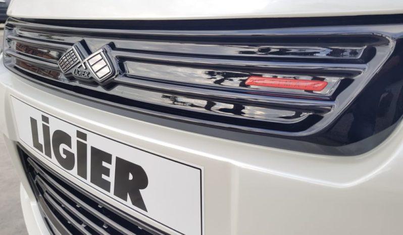 Ligier JS 50 DCI Sport Ultimate Ice CarPlay completo