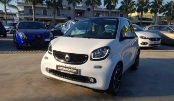 Smart forFour 70 1.0 twinamic Passion completo