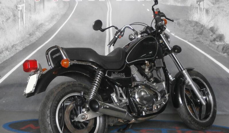 DUCATI INDIANA 350 – 1990 completo