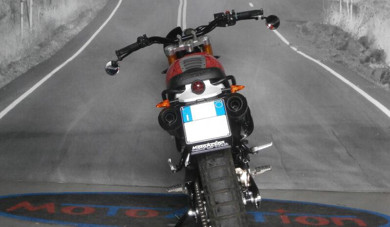 FANTIC MOTOR CABALLERO 500 SCRAMBLER – 2019 completo