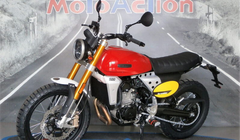 Fantic Motor Caballero 500 Scrambler KM0 – 2020 completo