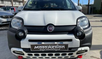 Fiat Panda Cross 0.9 TwinAir Turbo 4×4 completo