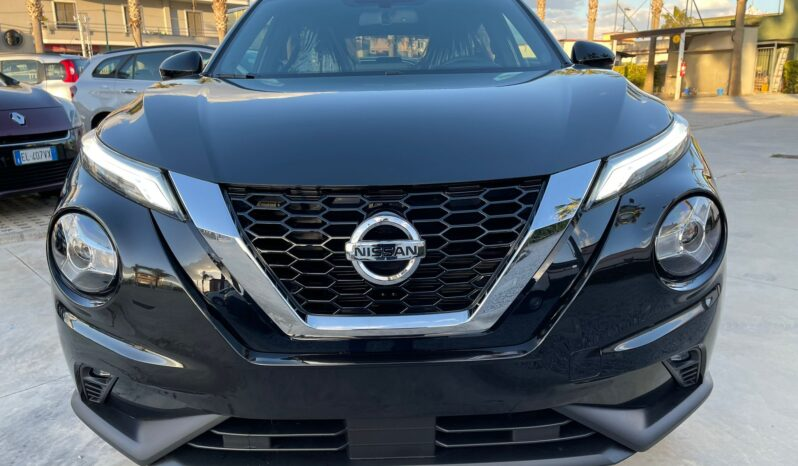 Nissan Juke 1.0 DIG-T N-Connecta #DAIMMATRICOLARE completo