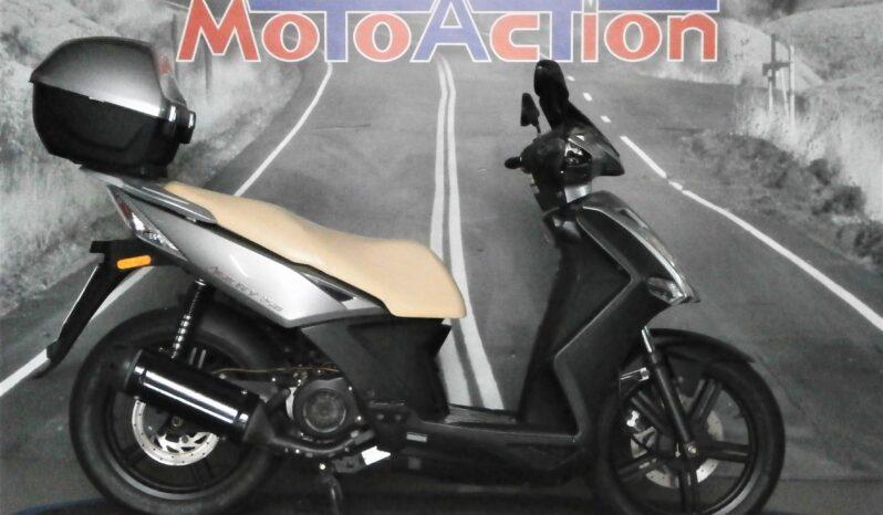 KYMCO AGILITY 150 – 2010 completo