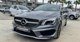 Mercedes-Benz CLA 180 d Premium #UniPro