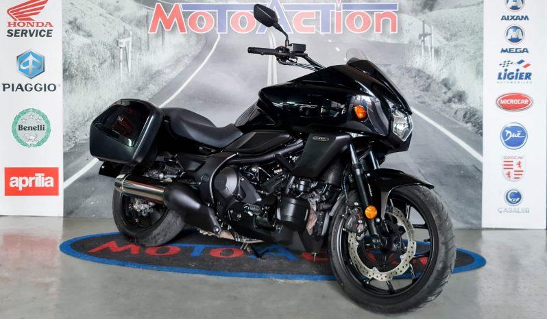 HONDA CTX700 – 2016 completo