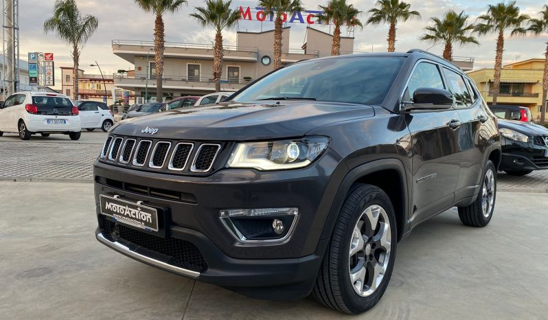 Jeep Compass 2.0 Multijet II aut. 4WD Limited completo